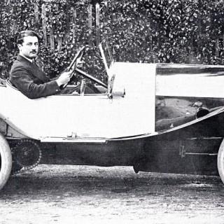 Cholmondeleys Bugattis