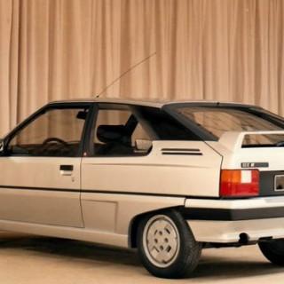 Jubileumsauktion för Citroën