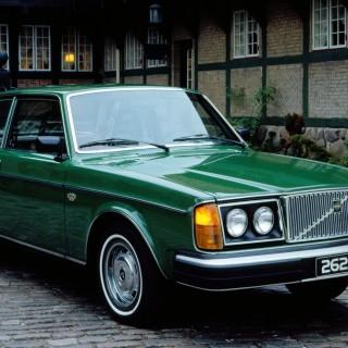 Volvos nya bilar 1972