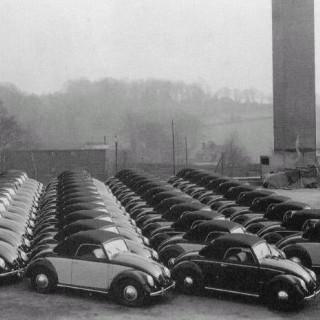 Volkswagen Hebmüller – broschyren