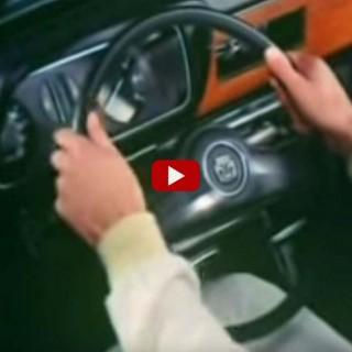 Ford Zephyr utan bromsar