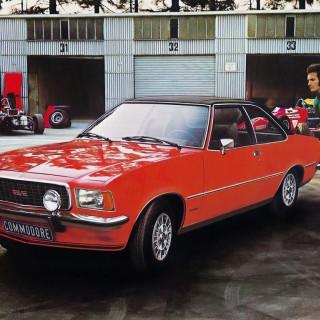 Kandidat #6 Opel Kapitän 1962