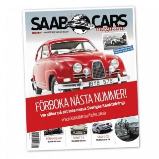 Saab-special på gång!