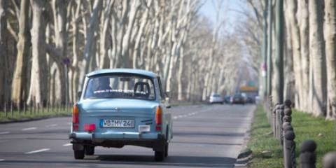 Världens ensammaste bil