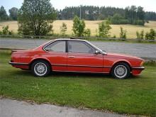 Vackra linjer signerade Paul Bracq som jobbade för BMW under första hälften av 1970-talet.