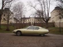Göran köpte en Citroën Sm som gick som en påse nötter men redde snabbt ut situationen.