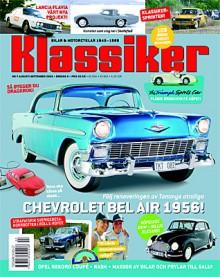 Chevrolet Bel-Air 1956, ny redaktionsbil, Rolls-Royce Silver Shadow och Tatraprylar