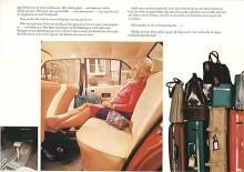 Avenger skulle enligt broschyren passa alla, även mormor. Här rekommenderades automatlåda.