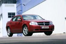 Avenger lever kvar i Chryslerkoncernen, namnet pryder nu en Dodge.