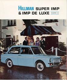 Grattis Hillman Imp!