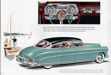 Låg och lång, Hudson Hornet 1952.