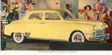 Vi ska heller inte glömma att Studebaker hade en Land Cruiser på programmet. Namnet förekom av och till under 20 år, 1934-54.