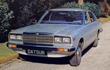 Oh Lord won't you buy me a ... Datsun. 1979 anas ett visst sneglande mot Stuttgart.