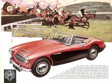 3000-modellen hade en rak sexa och ännu mer oompf.