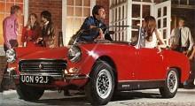 Sista Spriten hette Mk IV och byggdes till 1971. Systermodellen MG Midget existerade ytterligare några år.