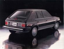 Plymouth Horizon 1986.