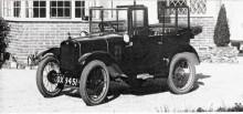 Austin Seven 1924