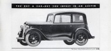 Austin Seven Ruby 1935