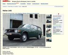 Importera en Volvo 145!