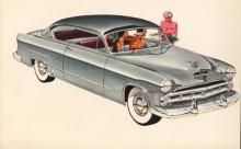 Modellserien hette Coronet och hardtopen Diplomat.