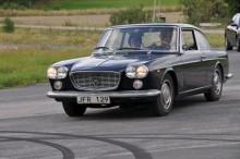 Mer karaktärsfull än den senare varianten är Flavia 1800 Coupé som tillverkades 1963-68.