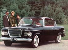 På basis av Champion tvådörrars Sedan fick Studebaker till Lark Hard Top. V 8:a var tillval, vilket Lark länge var ensam om i kompaktklassen.