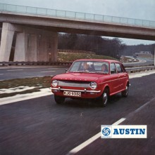 När täckelset föll på första pressvisningen blev det pinsamt tyst i salongen -- de stora förväntningarna på den allra första nya bilen från nybildade British Leyland infriades inte.