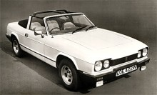 Cabrioletversionen GTC tillverkades bara i några hundra exemplar.