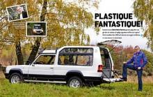 I Klassiker 2/2010 finns ett stort reportage om Peter Maskes nyrenoverade Rancho från 1980. Bara ett 40-tal finns kvar i Sverige.