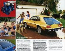 1979. Lite nojs med slangen på garageuppfarten. Jättekul ända tills ekrarna ska poleras.