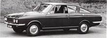 Tredje Alpine-generationen var en enklare variant av Rapier och byggdes fram till 1975.