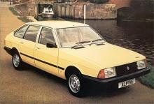I England hette Simca 1508 Chrysler Alpine och efter att Peugeot köpt koncernen kallades den Talbot Alpine.