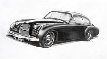 Med en av de sportbilar med V8-motorer från Ford som han byggde i små serier blev Sidney Allard 1952 totalsegrare i Monte Carlo-rallyt. För att fira detta utvecklade han en ny modell P2 som kallades Allard Monte Carlo Saloon. För att komma åt V8- motorn tippade man hela bilfronten framåt. Det gjordes med inbyggda hydraulcylindrar som trycksattes med en handpump vid förarplatsen. P2 framställdes i 11 exemplar.