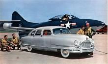 Världens första bil som byggts med tillämpning av modern flygteknik proklamerade Nash om sin Ambassador. Hade man inte 1951 i Kenosha hört talas om bilen från Trollhättan? Troligen inte…