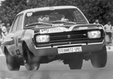 Opeltrimmaren Steinmetz byggde en Commodore GS/E för racing.