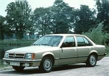 Sista eller i vart fall senaste generationen Opel Commodore tillverkades mellan 1977 och 1982.