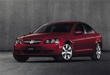 Holden Commodore är en inhemsk australiensisk produkt enligt GM.
