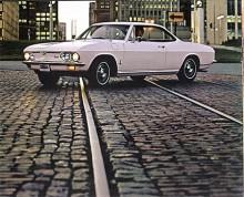 Nästan inga årsmodellförändringar gjordes på generation 2. Försäljningen sjönk drastiskt trots att kritiken gällde den första generationen. I maj 1969 tog det slut, Corvair lades ned. Total produktion drygt 1,6 miljoner bilar, varav bara knappt 22 % var av generation 2.