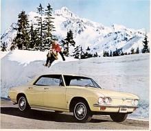 Generation 2 kom till modellåret 1965 och fanns också fyradörrars hardtop. Formgivningen anslöt till full-size Chevrolet som den traditionella modellen nu kallades.