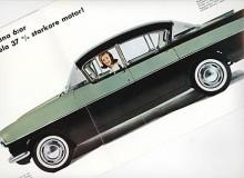 Lite lugnare linjer och en ny och starkare motor fick Cresta PADX. Årsmodellerna var 1961 och 1962.