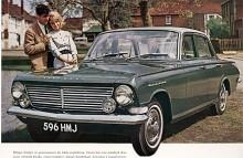Helt ny kaross igen 1963 på typ PB som nu såg ut som den storebror den var till den fyrcylindriga Victor. Crestas sexa på 2.6 liter hade en effekt på 115 hk SAE. Bara tre växlar men det gick att få överväxel eller automat.