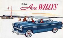 Willys var mindre än Ford och Chevrolet. Den gick att få med en halvtoppfyra eller en sexa med sidventiler. I USA upphörde tillverkningen i mitten av 1955 och verktygen skeppades till Brasilien. Där byggdes den oförändrad till 1962.
