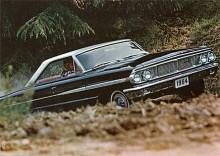 Fortfarande 1964 var Galxie toppmodellen i Fordprogrammet.