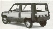 1981 kom en ny Rodéo, en riktig tuffing. Den tillverkades till 1987.