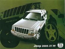Cherokee XJ tillverkades även i Kina. Den kinesiska Cherokeen fick mot slutet en facelift som ser ut att behöva en tandreglering.