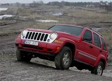 Efter 17 år var det dags för en ny Cherokeemodell år 2001.