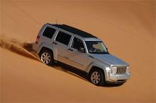 2008 kom den senaste generationen Cherokee. Designmässigt flörtar den med den åttiotalskantiga Cherokee XJ.