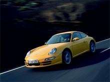 Tilläggsnamnet Carrera lever vidare på dagens Porsche. Här är en 997.