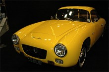Appia Sport hade en mycket vacker kaross signerad Zagato. Det här exemplaret var utställt 2007 på Rétromobile.