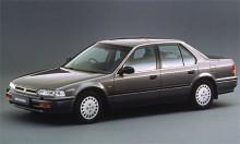 Generation 3 följde Hondas formspråk med rena, raka linjer.